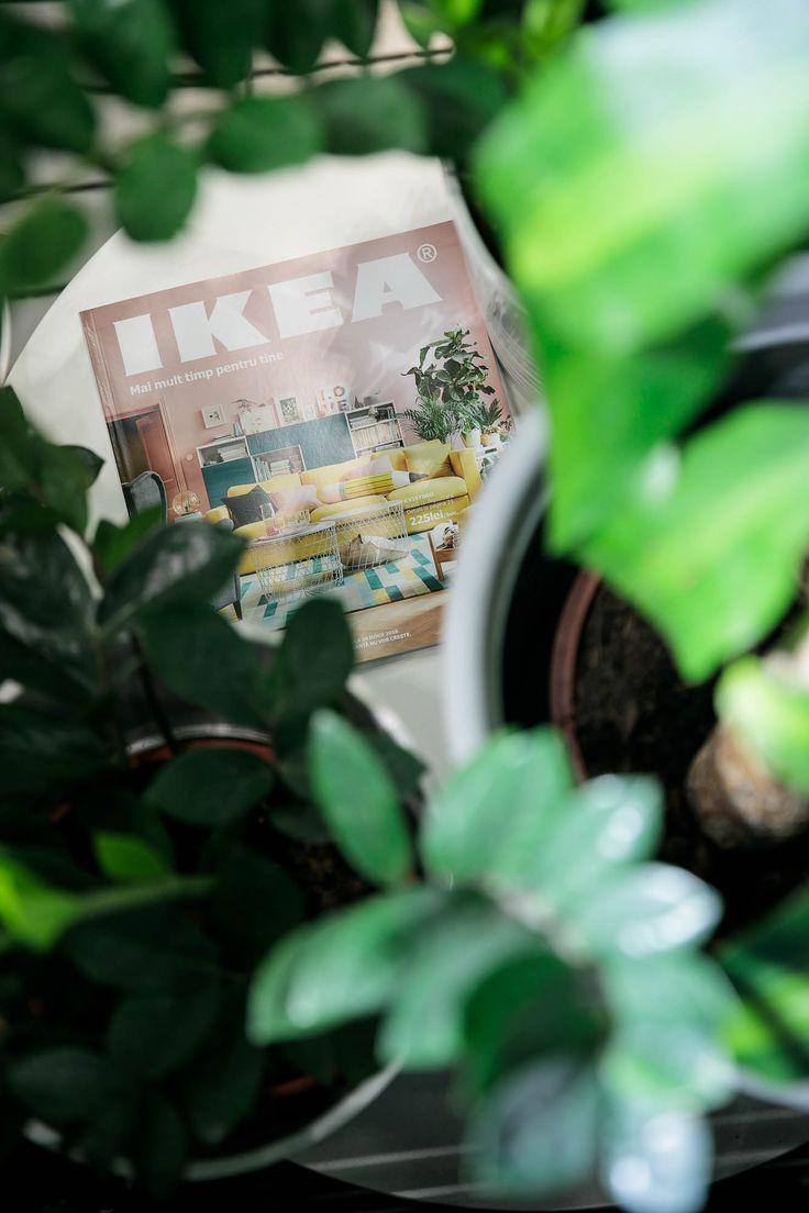 Catalogul IKEA este cea mai mare producție tipărită 100% pe hârtie certificată de Forest Stewardship Council (FSC).În București și împrejurimi am distribuit anul acesta peste 800.000 de exemplare gratuit. Dacă nu l-ai primit, îl poți lua gratuit din magazinul nostru, începând cu data de 10 septembrie, dinzona Relații Clienți, sau îl poți răsfoi online. #CatalogulIKEA2018