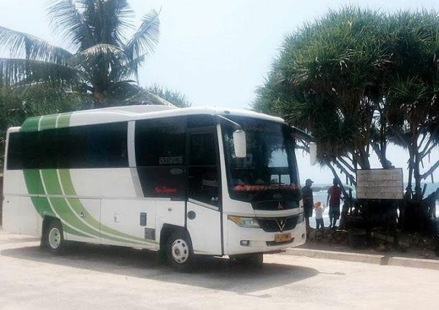 Sewa Bus Jogja Tujuan Wisata Pantai Siung Gunung Kidul