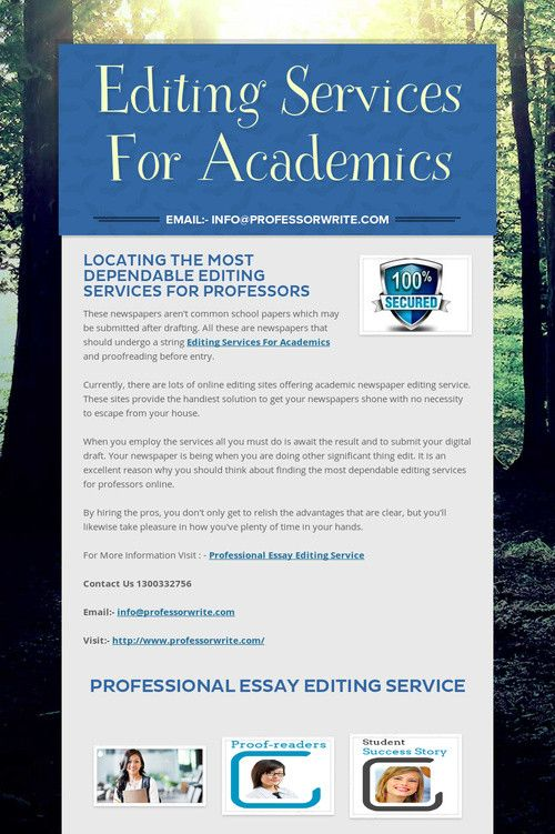 best professional essay editing service images  locating the most dependable editing services for professors these newspapers aren t common school papers which be submitted after