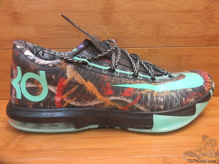 Nike Air Zoom KD VI 6 s sz 11 XIII Zoom All Star Gumbo Weatherman MVP 2014