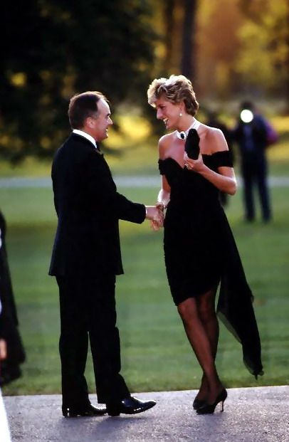 """June 29 1994 Serpentine Gallery """"Up Yours"""" Dress"""