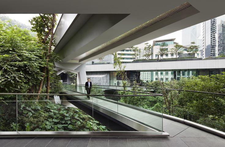 Centro Hong Kong de la Sociedad de Asia  / Tod Williams Billie Tsien Architects