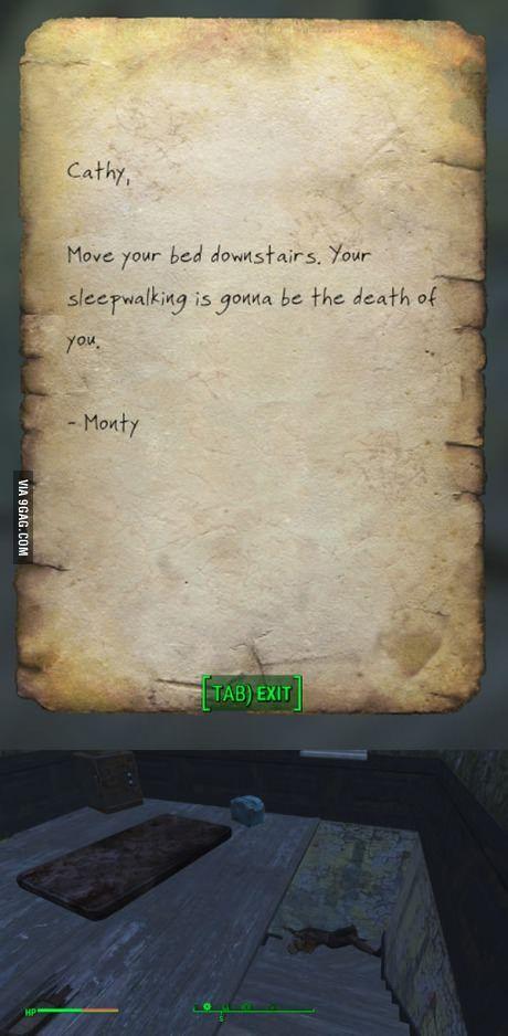 [Fallout 4] Poor Raider