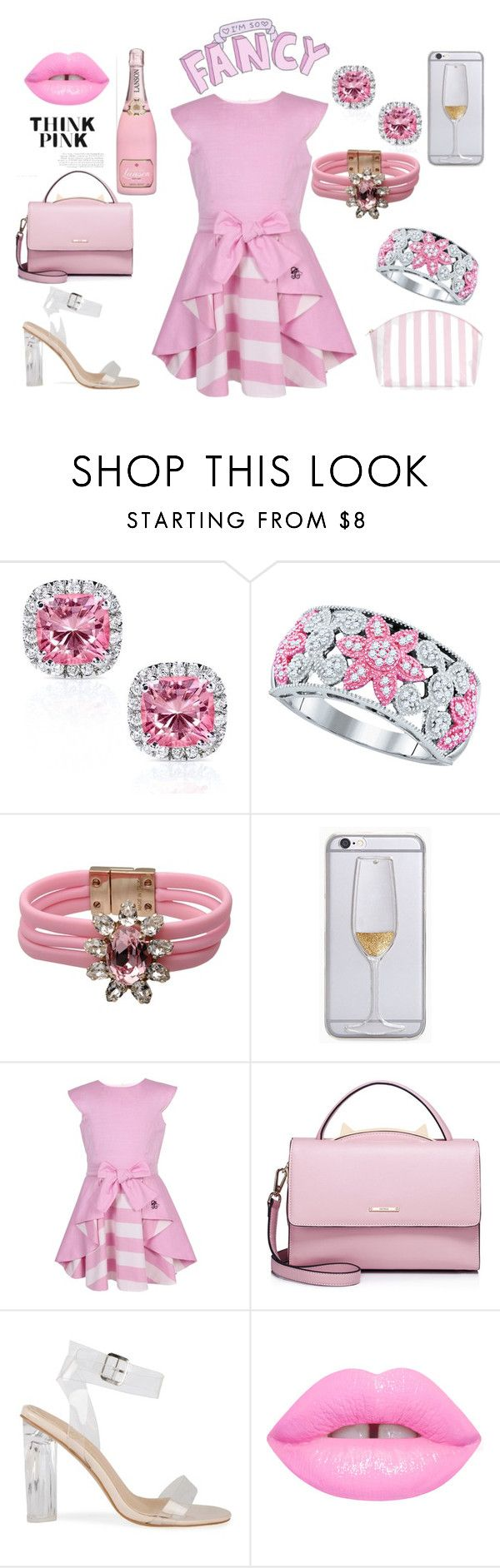 """I Am So Fancy"" by debrac0209 on Polyvore featuring Kobelli, Shourouk and WithChic"