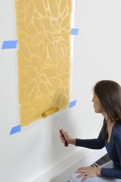 how to get urine off painted walls