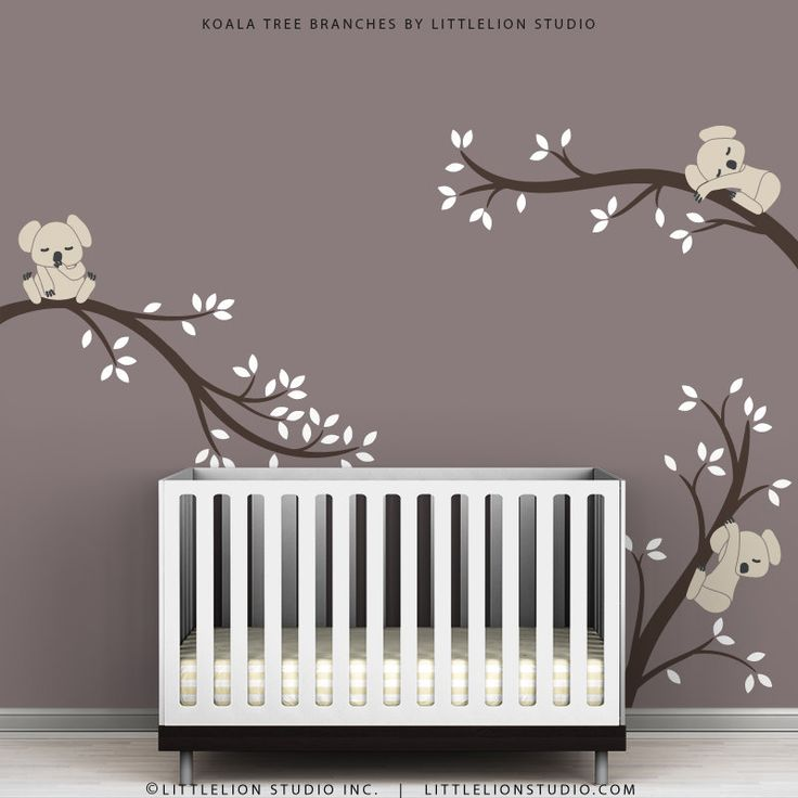 baby room stickers wall