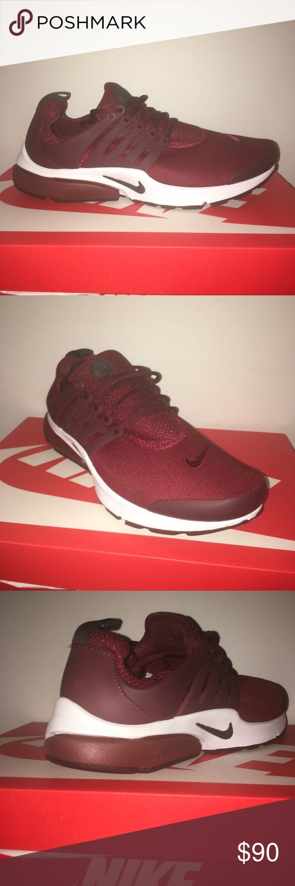Nike air presto Size 9 never worn , 100% authentic ships next day ! Nike Shoes Sneakers