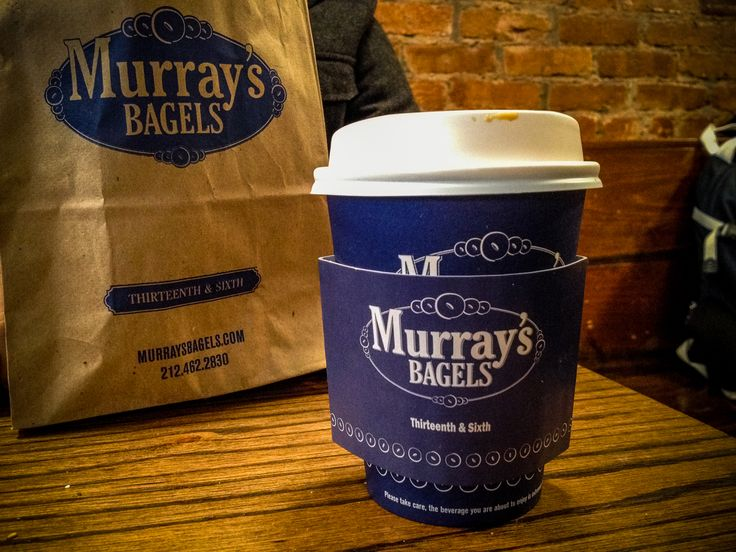 Murray's Bagels - New York -  A Path to Somewhere