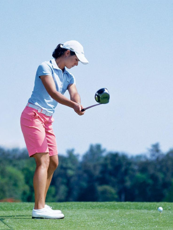 Swing sequence: Lorena Ochoa   Instruction   Golf Digest Golf, Running, Learning, Easy, Outfits, Women, Sports, March, Suits