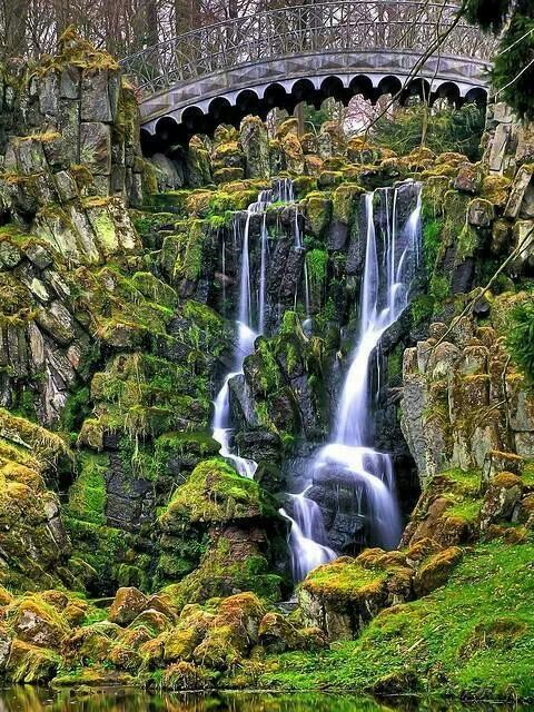 Devils bridge, Germany