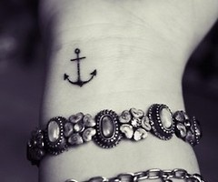 I like this one, too. I want two more tattoos and i'll be done. I want my son's name by the heart tattoo on my ankle and something small on my wrist.