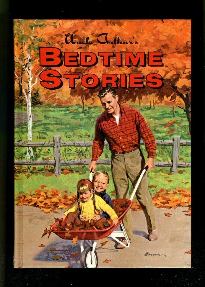 Uncle Arthur's Bedtime Stories Volume 1, 3, 5 Maxwell 1976
