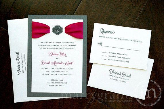 Kim Kardashian Wedding Invitation: 1000+ Ideas About Pink Gray Weddings On Pinterest