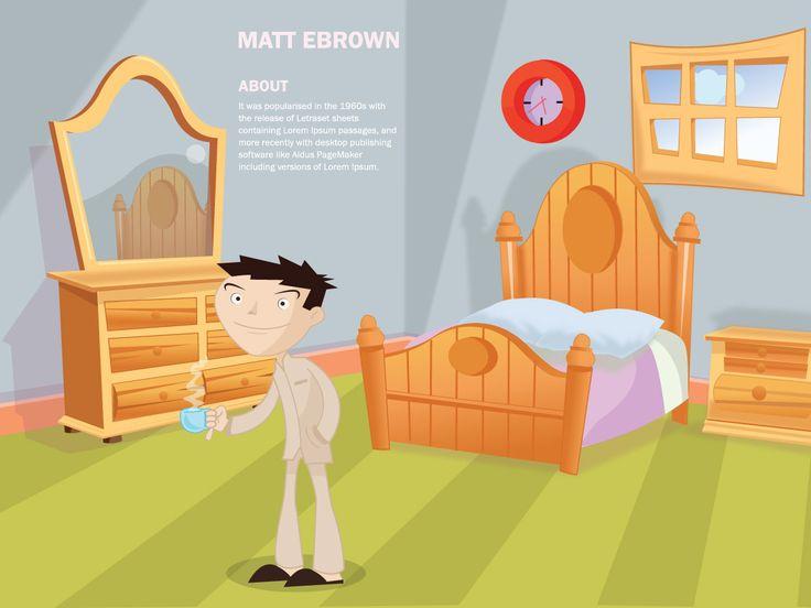 Matt&Brown hompage