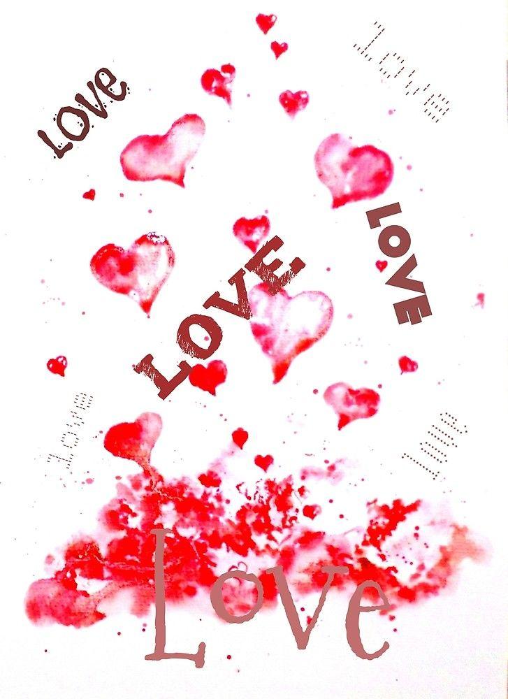 Love is all around by AdrianaMijaiche