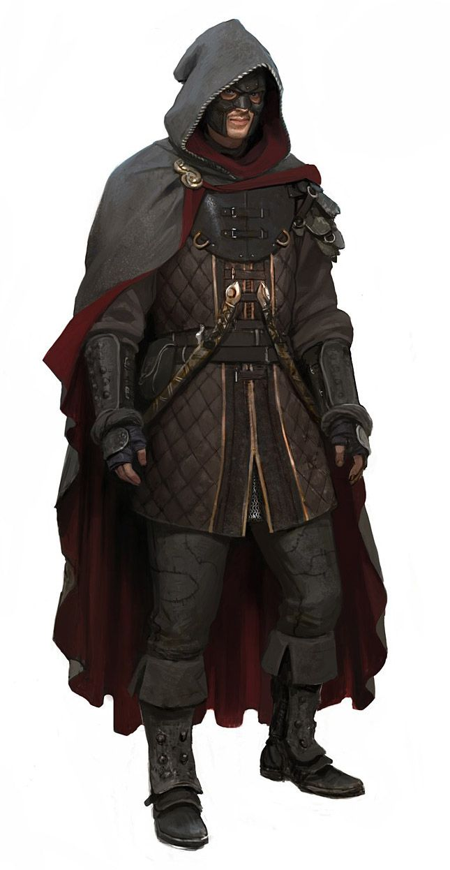 Whisler - A leader of the thieves guild. He always keeps his identity hidden. In fact, he is Eratil, the Chamberlain of Tharbad (2nd in command). He has knack for survival but has an irrational hatred of Imlach, the Gondorian Commander who is in charge of protecting Tharbad and ensuring trade continues.