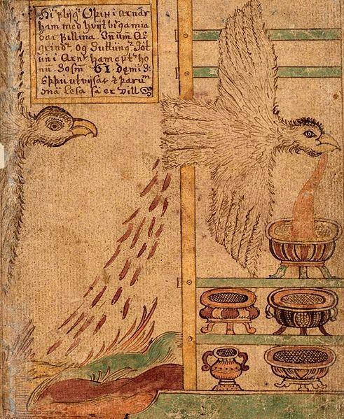 Kvasir in the Prose Edda