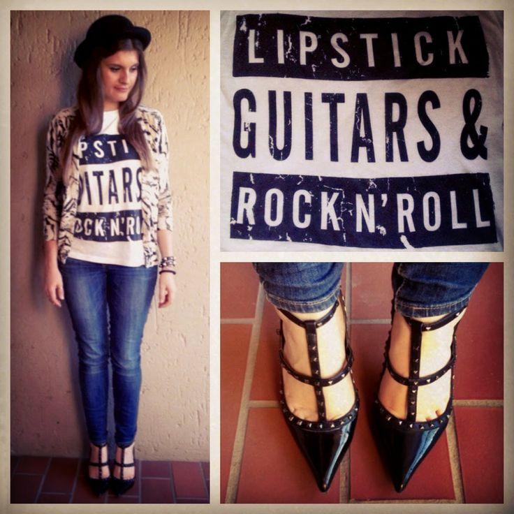Q-riouser & Q-riouser: Lipstick, Guitars & Rock n' Roll