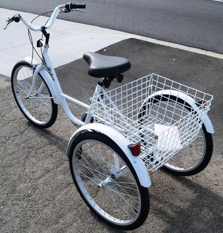 Triciclo Adulto Orbita 3 velocidades nexus - bicionlinees