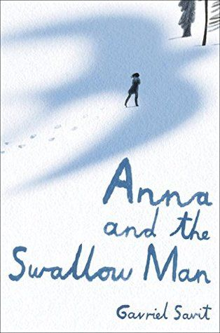 """Anna and the Swallow Man"", by Gavriel Savit - For 12+ age group. Krakow, 1939, is no place to grow up. There are a million marching soldiers and a thousand barking dogs. Anna Lania is just seven years old when the Germans take her father and suddenly, she's alone. Then she meets the Swallow Man."