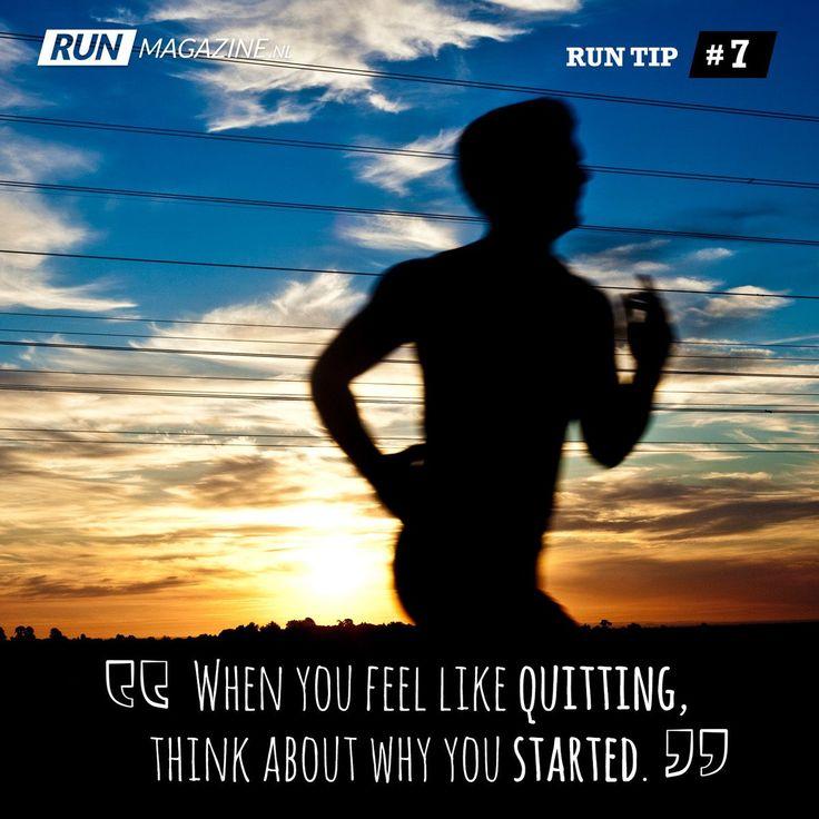 #RunningMotivation