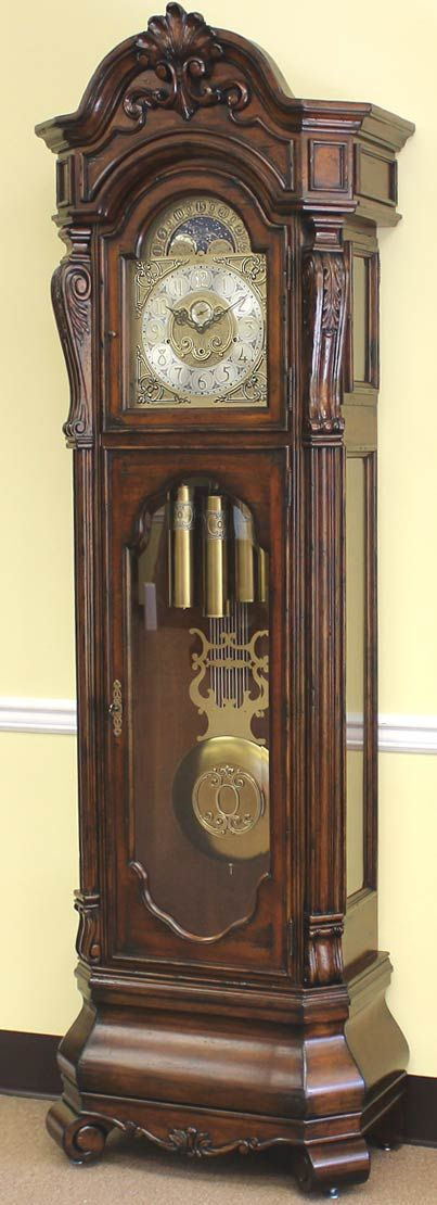 Hermle 010997-031161 Shelbourne Grandfather Clock