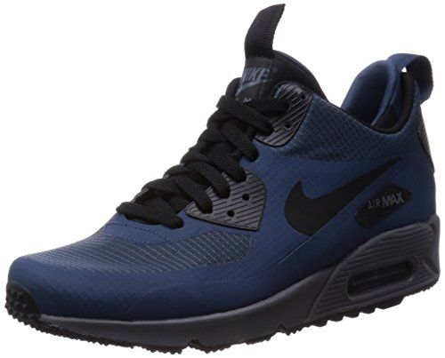 Revolution 4, Chaussures de Running Homme, Bleu (Game Royal/White-Deep Royal Blue Black 400), 40.5 EUNike