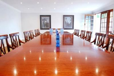 Review of Houghton Boardroom Conference Venue in Houghton Estate, Johannesburg