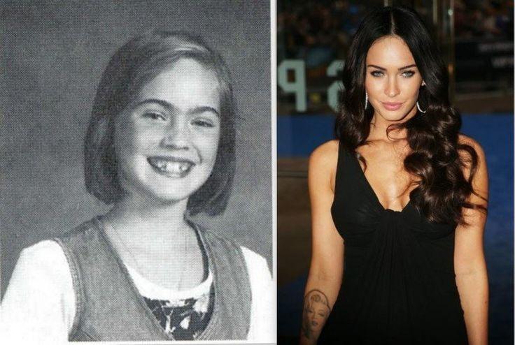 Celebridades, de la Pubertad a la Edad Adulta