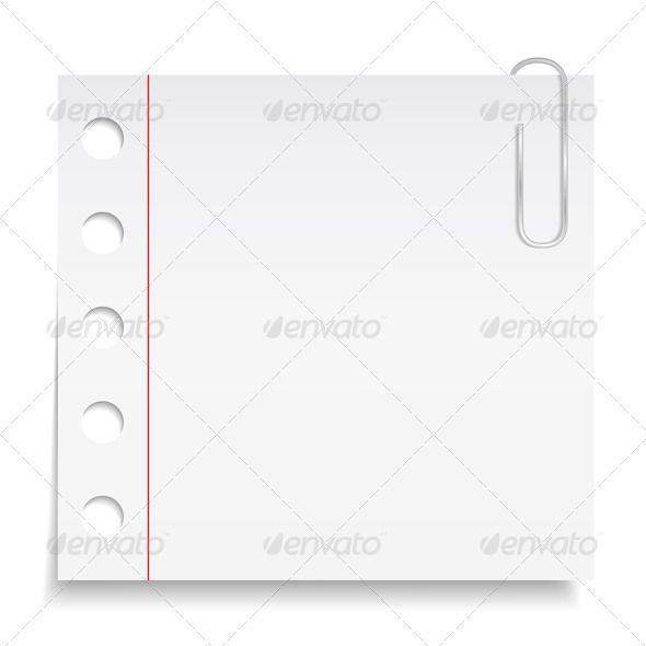 228 best Vectors images on Pinterest Font logo, Vector design - notepad paper template