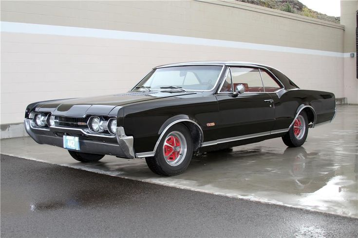 1967 OLDSMOBILE 442 - Barrett-Jackson Auction Company