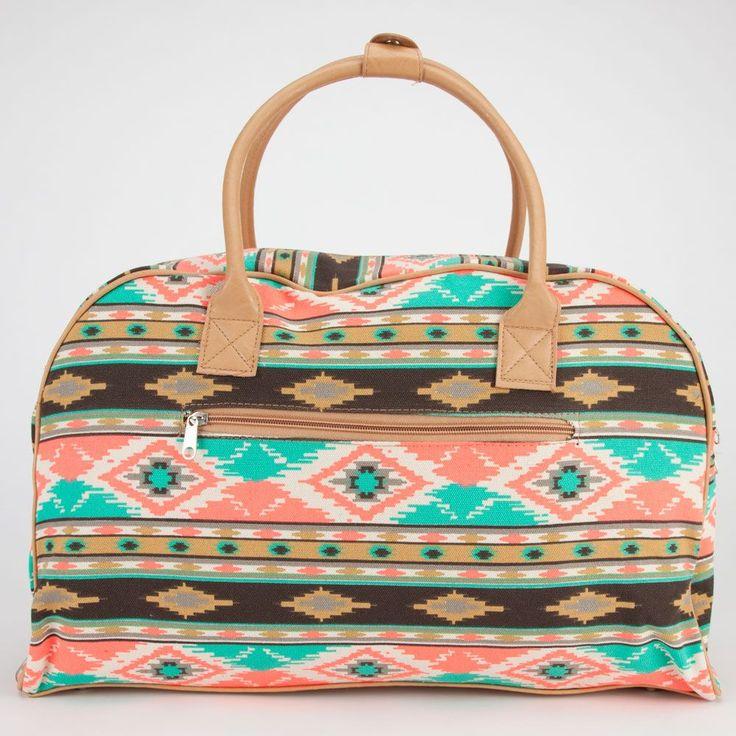 Southwest Duffle Bag #luggage #tillys