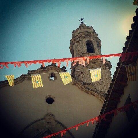 Iglesia Santa Elena y San Valero. Seno, Teruel.