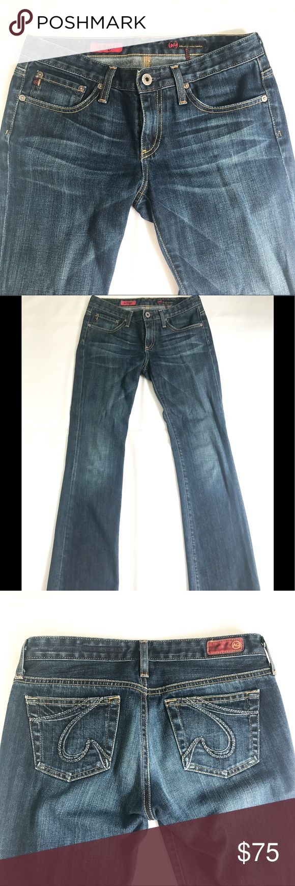 AG by Adriano Goldschmied angel jeans AG by Adriano Goldschmied angel bootcut jeans.  Size 28. Very comfy & soft.  Great condition! Ag Adriano Goldschmied Jeans Boot Cut