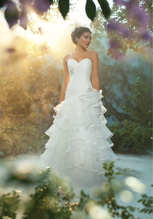 The 2013 Alfred Angelo Disney Fairy Tale Wedding Gowns - This Fairy Tale Life