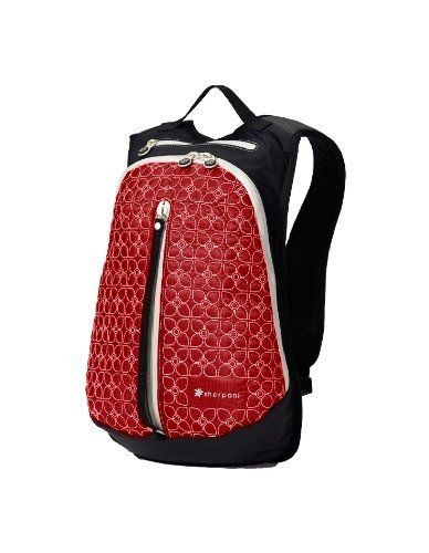 Sherpani Luggage Access Le Backpack, Sangria, Large Sherpani. $42.77. Padded shoulder straps. Deep, internal pocket with interior organization. External fleece lined pocket. nylon. 30 denier ripstop silicone coated paneling. Save 29%!