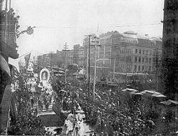 Mardi Gras 1890.