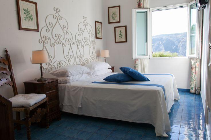 Camera Vista Mare(Hotel Chiaia di Luna, Isola di Ponza)