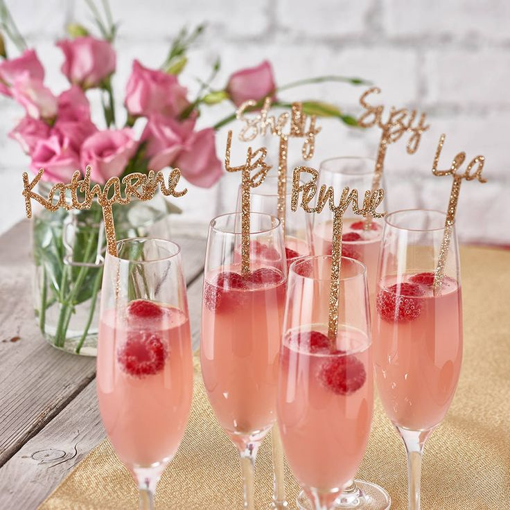 Ideal for cocktails and long drinks, these absolutely fabulous, new, personalised drinks stirrers make great gifts!
