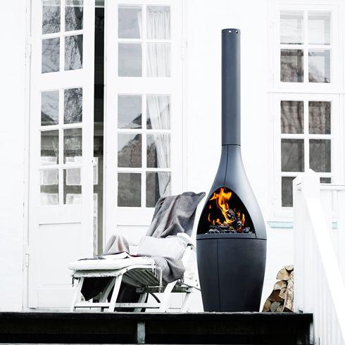 Morsø Kamino Fireplace - Morsø Living
