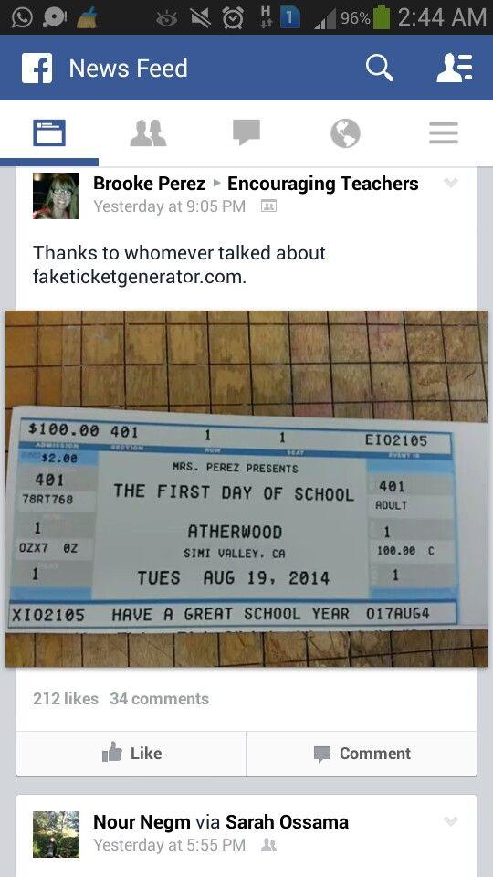 The 25+ Best Fake Ticket Generator Ideas On Pinterest Ticket   Fake Airline  Ticket Maker  Fake Airline Ticket Maker
