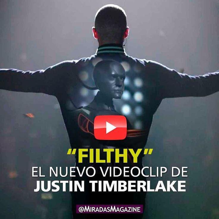 Arte - Música\  El cantante pop y actor estadounidense Justin Timberlake (Memphis 1981) ha publicado este viernes el videoclip de la canción Filthi contenida en su próximo disco Man of the Woods que publicará el próximo 2 de febrero. . . Mira el video en miradas.com.ve [enlace de bío]