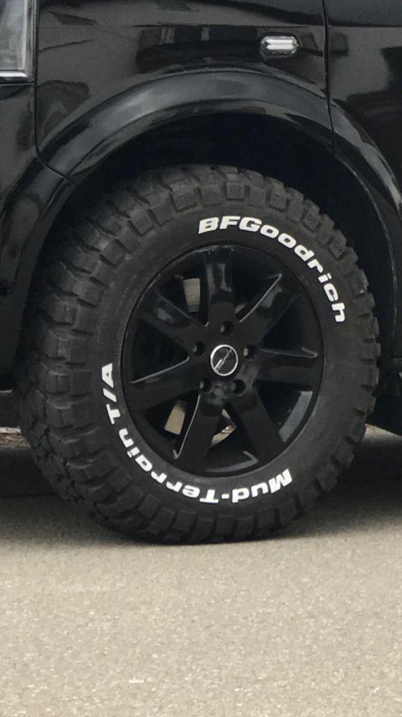 VW T5 Amarok Touareg Felgen Offroad Reifen BF Goodrich 235/70R16 in Bayern - Dinkelscherben | eBay Kleinanzeigen