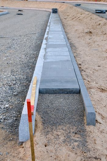 Diy on how to order concrete for people interested in for How to pour a concrete driveway