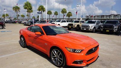 eBay: 2016 Ford Mustang GT 2016 Ford Mustang GT 5033 Miles 2dr Car Premium Unleaded V-8 5.0 L/302 #fordmustang #ford