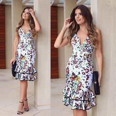 De @alfreda_oficial dress                                                                                                                                                                                  Mais