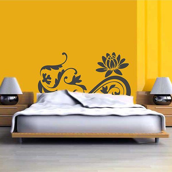 Vinilo decorativo especial cabecero de cama dise o for Vinilo cabecero cama