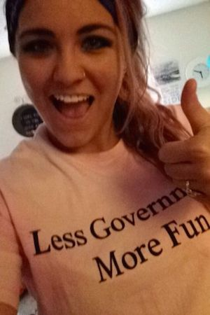 Swag - Less Government. More Fun.