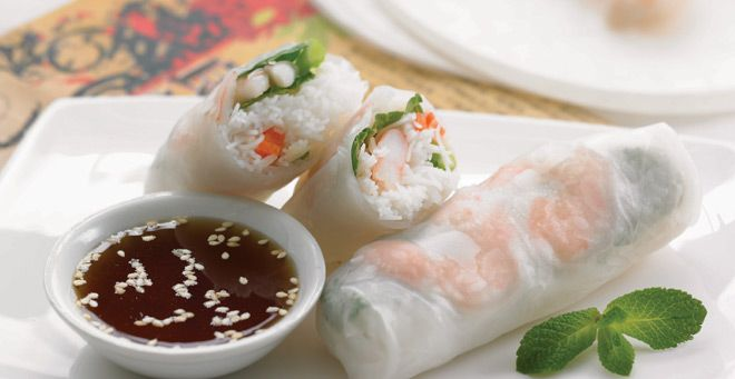 Découvrez cette délicieuse recette Haiku et savourez le goût des mets traditionnels asiatiques!