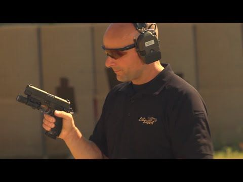 Keys to Pistol Shooting Success - Shooting Tips from SIG SAUER Academy - YouTube